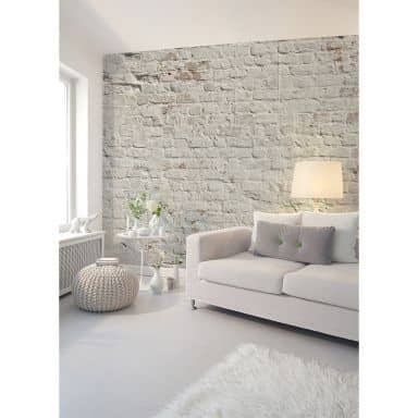 Architects Paper Fotobehang Atelier 47 White Brick