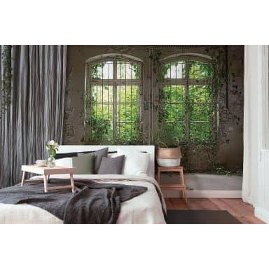 Livingwalls papier peint photo Designwalls Fenêtres