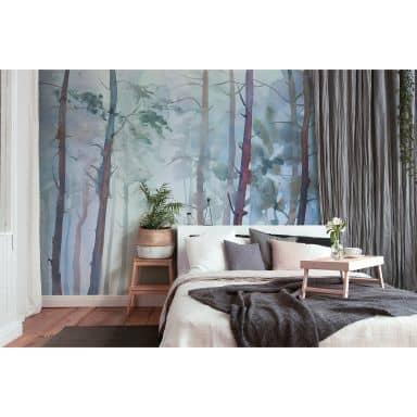 Architects Paper Fotobehang Atelier 47 Aquarelle Forest