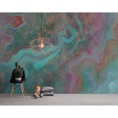 Livingwalls Photo Wallpaper Walls by Patel 2 marble 3