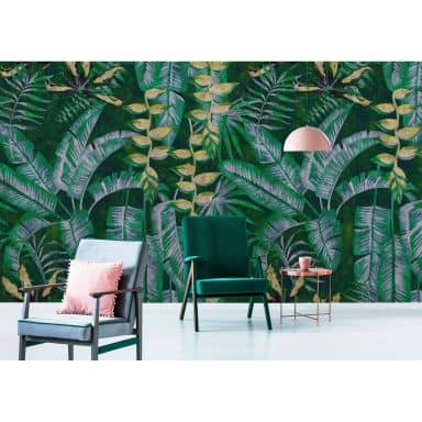 Livingwalls Photo Wallpaper Walls by Patel 2 tropicana 2