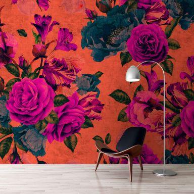 Livingwalls papier peint photo Walls by Patel 2 spanish rose 2