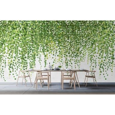 Livingwalls papier peint photo Walls by Patel 2 hanging garden 1