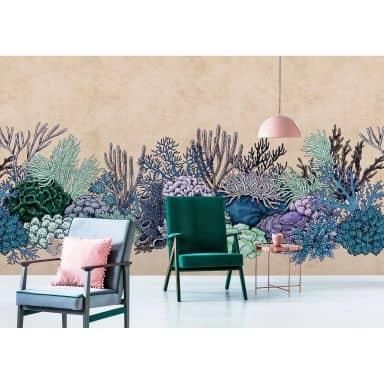 Livingwalls Photo Wallpaper Walls by Patel 2 octopus´s garden 3