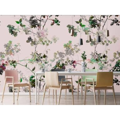 Livingwalls Photo Wallpaper Walls by Patel branches 2