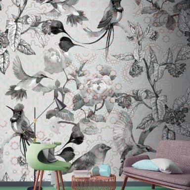 Livingwalls papier peint photo Walls by Patel exotic mosaic 4