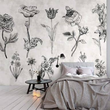 Livingwalls Photo Wallpaper Walls by Patel sketchpad 2