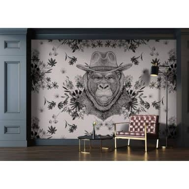 Livingwalls papier peint photo Walls by Patel heroes 4