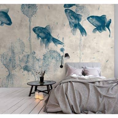 Livingwalls Photo Wallpaper Walls by Patel pond 1