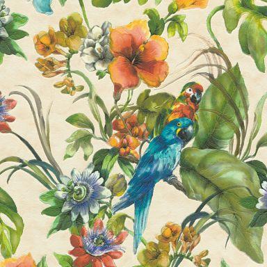 A.S. Création Wallpaper il Decoro - Tropical