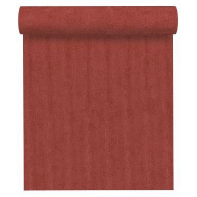 A.S. Création Vliestapete Memory Unitapete einfarbig Glitzereffekt metallic, rot