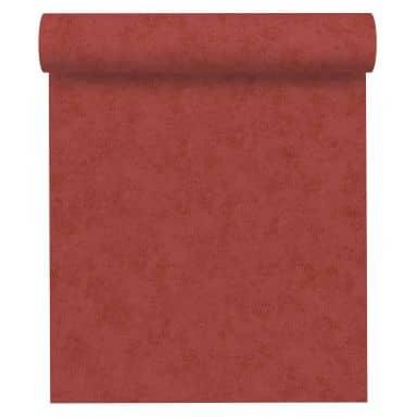 A.S. Création Vliestapete Memory Unitapete einfarbig rot