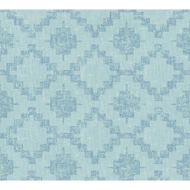 A.S. Création Fleece Wallpaper California blue
