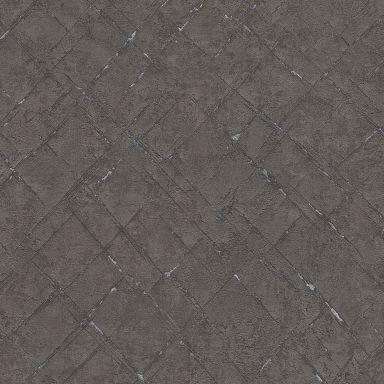 Private Walls Vliestapete Emotion Graphic Vintagetapete metallic, schwarz