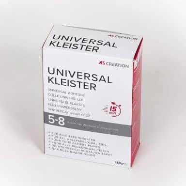 Universalkleister für alle Tapetenarten - 250g