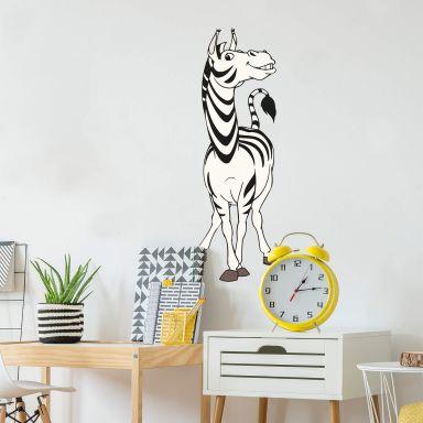 Zebra Zila Wall sticker