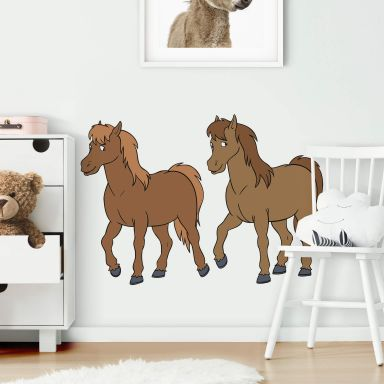 Bibi & Tina - Max and Moritz Wall sticker