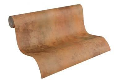 Papier peint Livingwalls Decoworld brun châtaigne, brun mahagoni