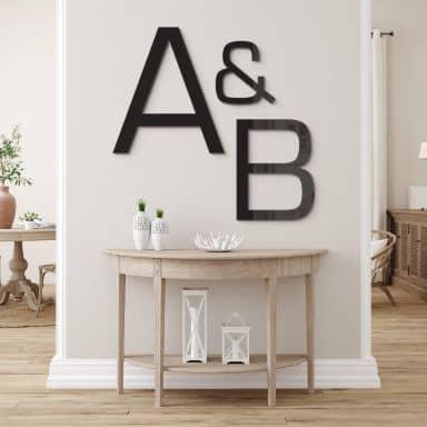 Acrylic letters – Eurostyle