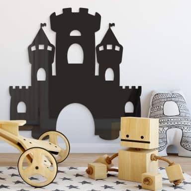 Acryldeko Burg