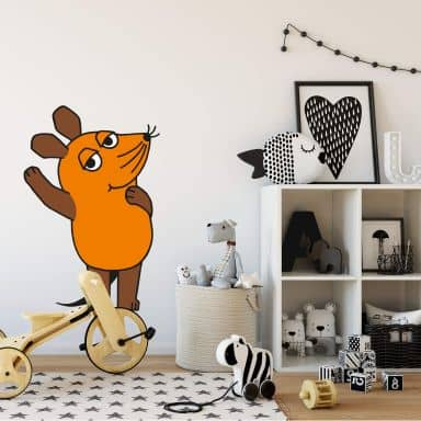 The Mouse Wall sticker