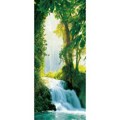 Türtapete Zaragoza Falls - 86x200 cm