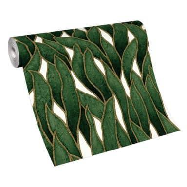 Erismann Vliestapete Spotlight grün