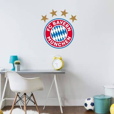 Wall sticker FC Bayern Munich Logo