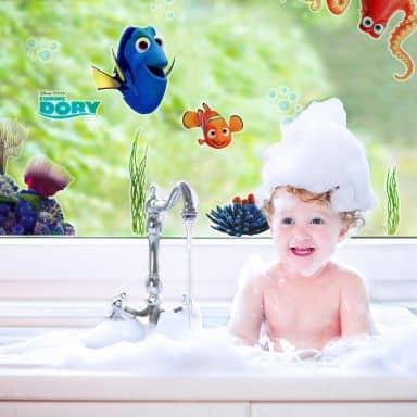 Fenstersticker Disney Findet Dorie