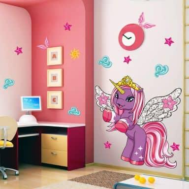 Wandtattoo Filly Stars - Princess Zodia
