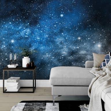 Fototapete Ruhiger Weltraum
