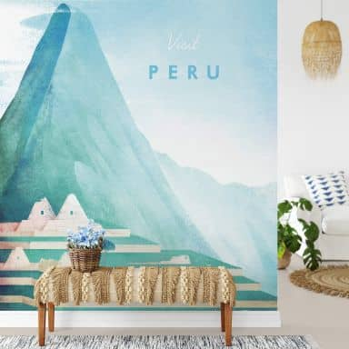 Fotomurale Rivers - Peru