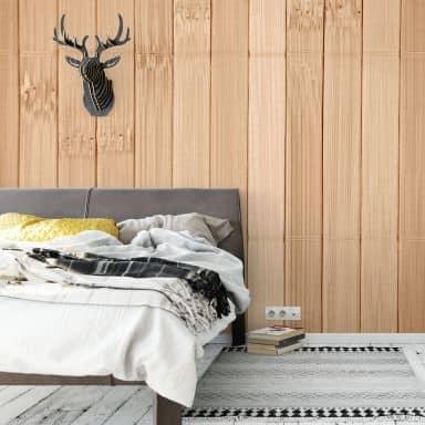 Wooden Panels - 03 Photo Wallpaper