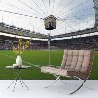 Fototapete Eintracht Frankfurt Arena - 384x260 cm
