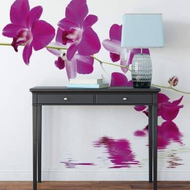 Papier peint photo Rameau fleuri - 240x260 cm