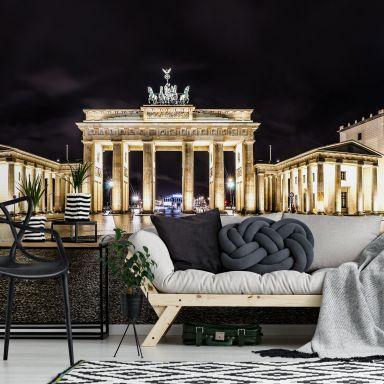 Fototapete Brandenburger Tor - 240x260 cm