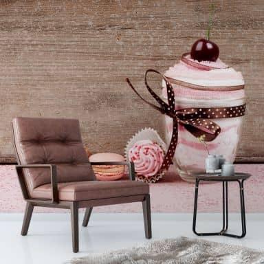Sweet Dessert - Photo Wallpaper