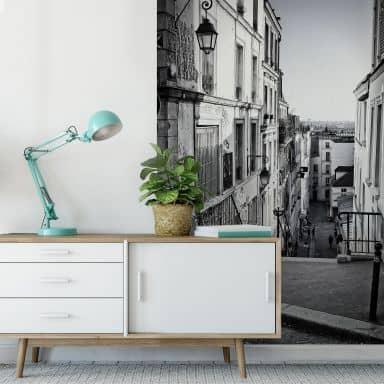 Fototapete - Montmartre - 144x260 cm