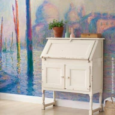 Fototapet - Monet - Venedig