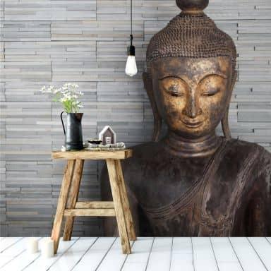 Fototapet - Thailandsk Buddha