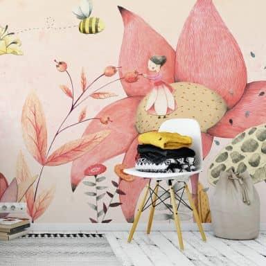 Loske - Thumbelina 01 - Photo Wallpaper