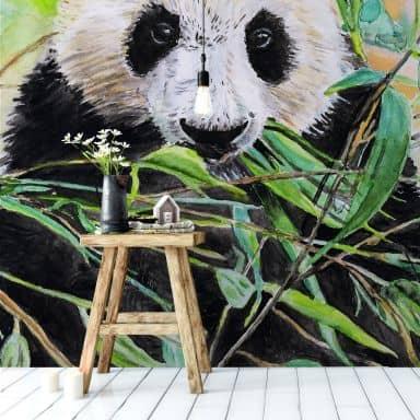 Toetzke - Panda - Photo Wallpaper
