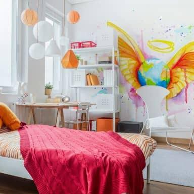 Buttafly - Angel - Photo Wallpaper