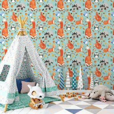 Photo wallpaper Loske – Sleeping Forest 02
