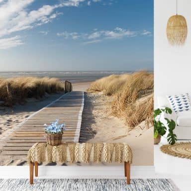 Fototapete An der Ostsee