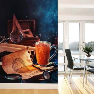Photo wallpaper Belenko – Steampunk Tea 02
