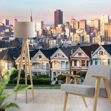 Fototapete Colombo - Skyline von San Francisco