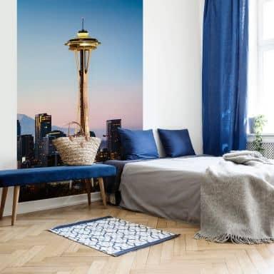 Fototapete Colombo - Space Needle in Seattle