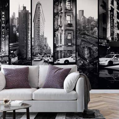 Fototapete Hugonnard - New York scenes