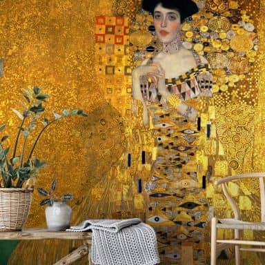Fototapete Klimt - Bildnis der Adele Bloch Bauer - 240x260 cm